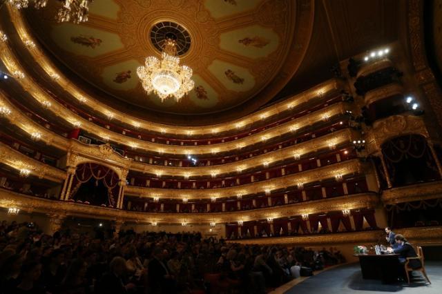 В день юбилея Большой театр развенчает некоторые свои легенды