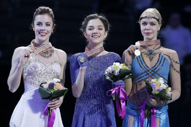 Чемпионат мира по фигурному катанию в Бостоне завершился триумфом российских спортсменок