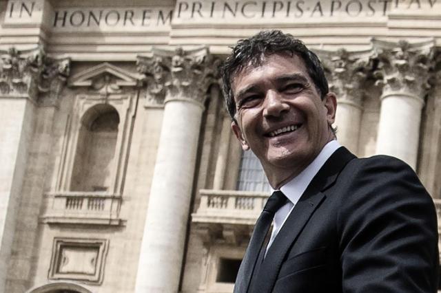 В Италии начинаются съемки фильма о Джанни Версаче с Антонио Бандерасом