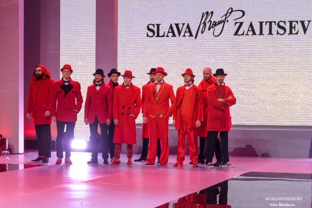 Показ Славы Зайцева открывает Mercedes-Benz Fashion Week Russia