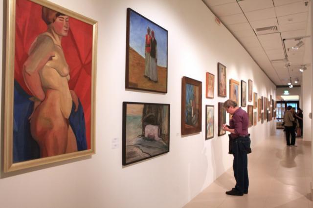 Выставка шедевров русского авангарда пройдёт в Лондоне