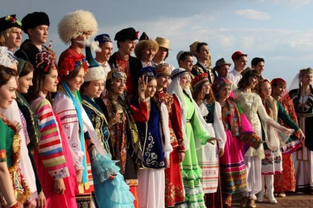 В Минске будет отпразднован День многонациональной России