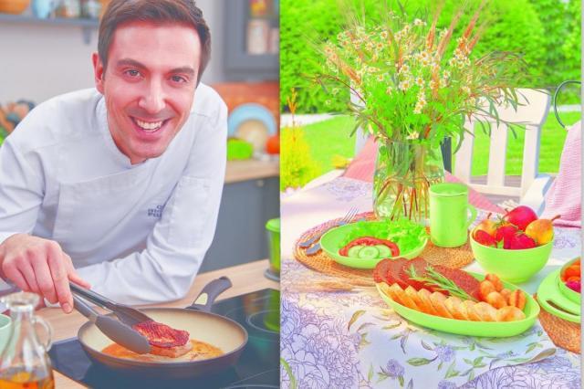 Готовим кулинарные шедевры с Faberlic Home и с шеф-поваром международного уровня Джованни Филиппоне