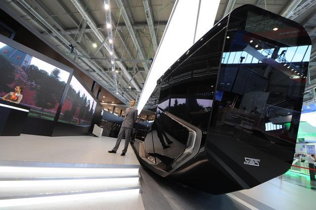 Ростех: инновационный трамвай R1 не выйдет в серийное производство