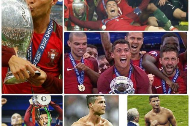 Португальцы одолели французов и завоевали золото ЧЕ по футболу