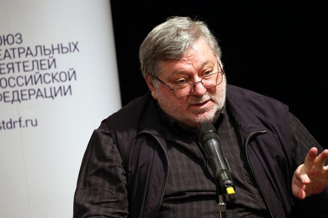 Борис Мездрич возглавил театр «Практика»