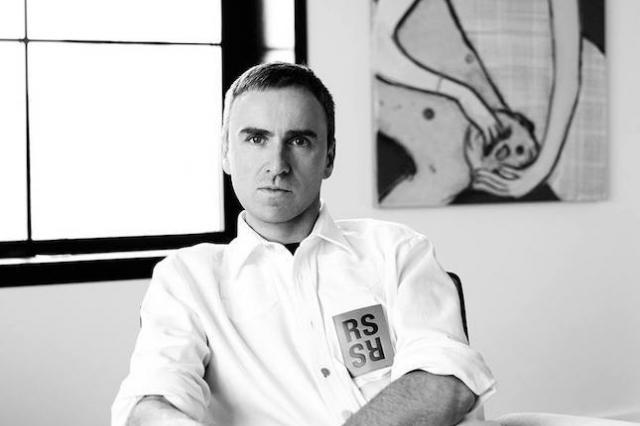 Рафа Симонса назначили креативным директором Calvin Klein