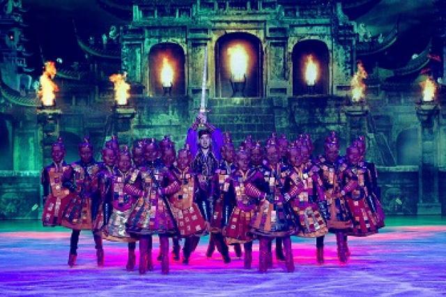«Синдбад и Принцесса Анна» -неиссякаемая энергия Романтики и Свободы!