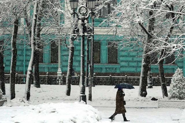 В Москве побит рекорд 23-летней давности по количеству осадков