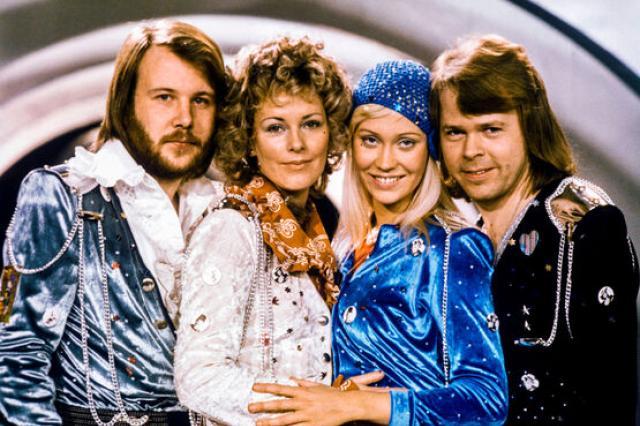 Новые песни группы ABBA можно будет услышать в 2020 году