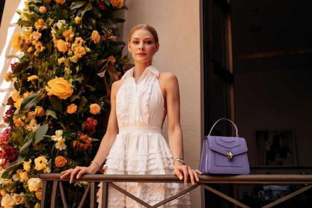 Светлана Ходченкова на презентации новой коллекции высокого ювелирного искусства в Милане