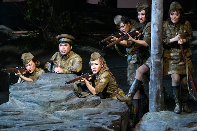 Впервые в России будет исполнена китайская опера «А зори здесь тихие»