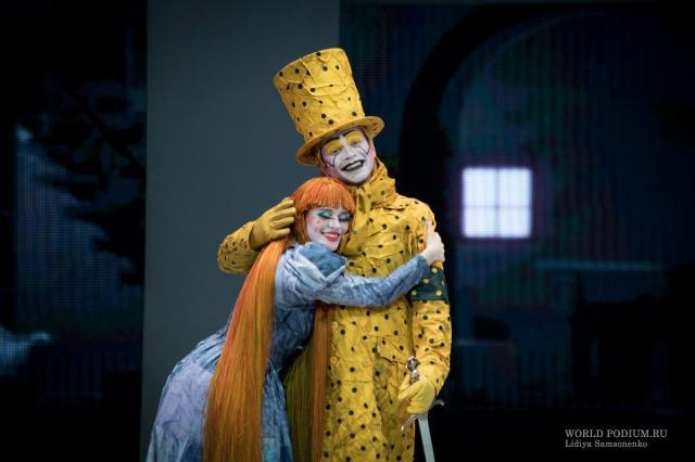 «Сказка для взрослых. Всё о Золушке» - сегодня и завтра в Театре Мюзикла!