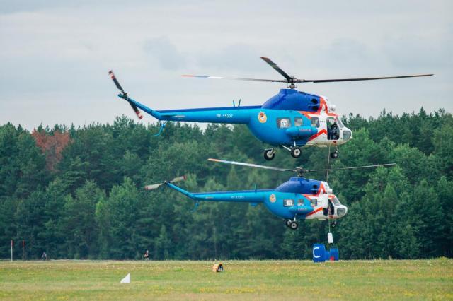 Конаково примет лучших вертолётчиков мира