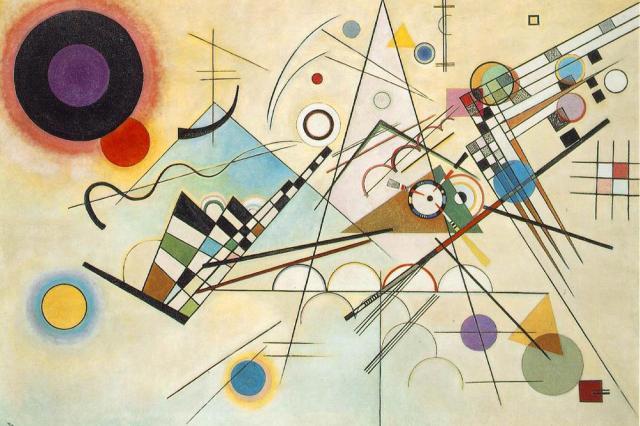 В Русском музее откроется большая выставка работ Кандинского