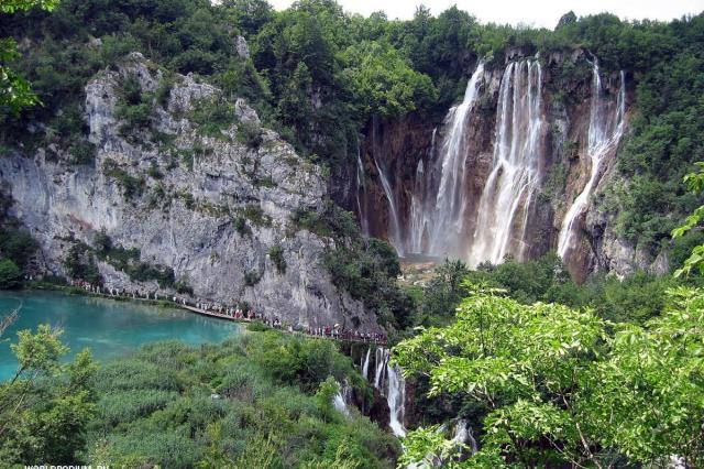 Хорватия: в гармонии с природой!