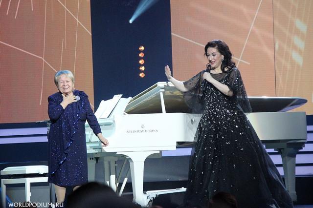 Тамара Гвердцители с концертом «Накануне победной весны» в Кремле