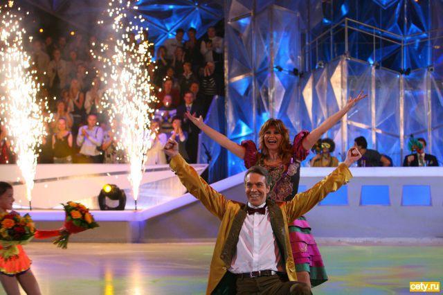 Наталья Бестемьянова и Андрей Букин празднуют 40-летний юбилей