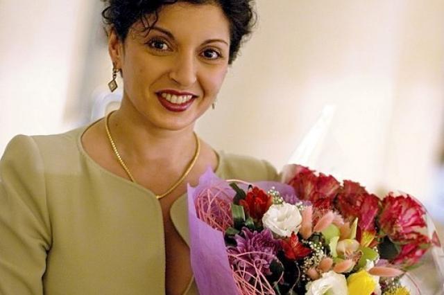 Руководитель Симфонического оркестра «Русская филармония» Гаянэ Шиладжян отмечает День рождения