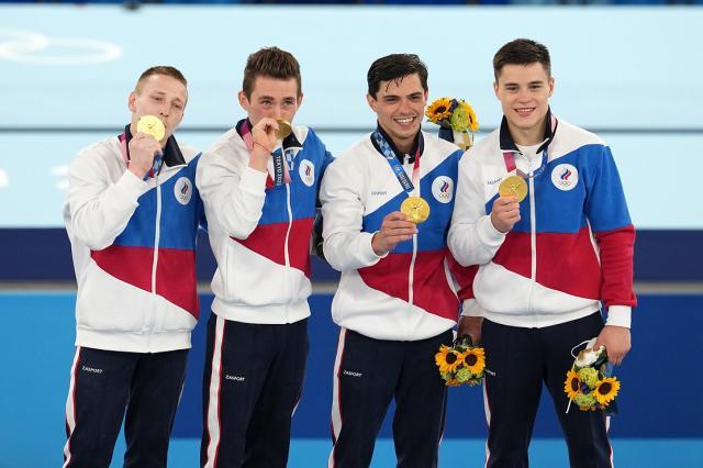 Триумф Российских спортсменов: на Олимпийских играх в Токио завершились соревнования по спортивной гимнастике