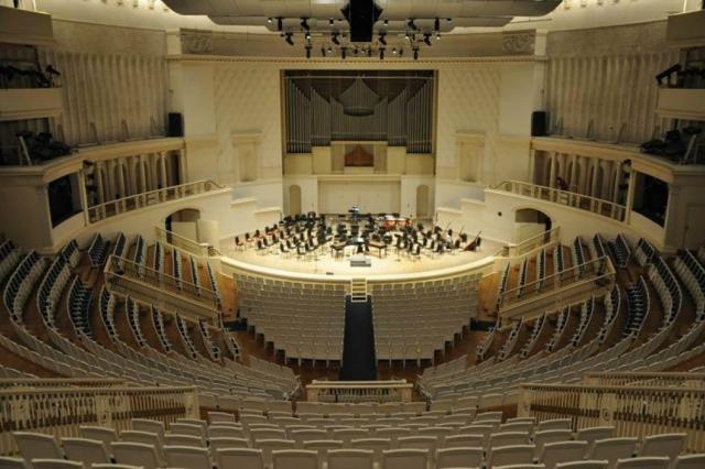В Московской филармонии пройдет специальная программа в честь Дня Победы