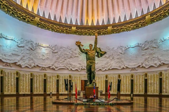 Музей Победы в Москве завершил масштабную реэкспозицию