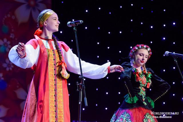 Ежегодный фестиваль «FOLK БЕЗ ГРАНИЦ» - карусель талантов!