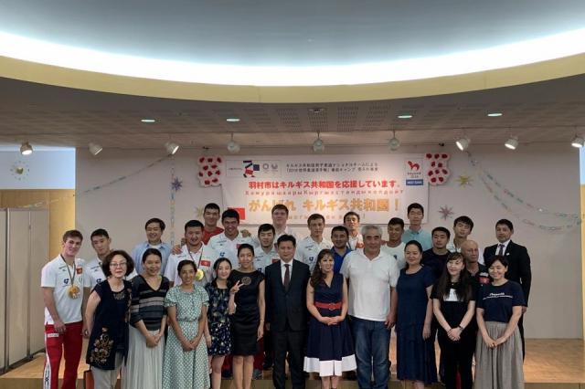 Состоялся концерт дружбы исполнителей из Киргизии и Японии