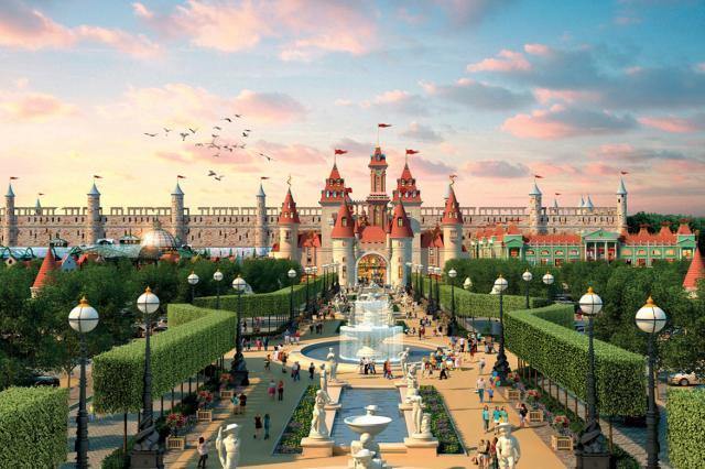 «Disneyland по-русски»
