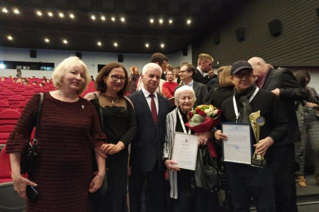 Режиссер Юсуп Разыков получил специальный приз Исполкома СНГ