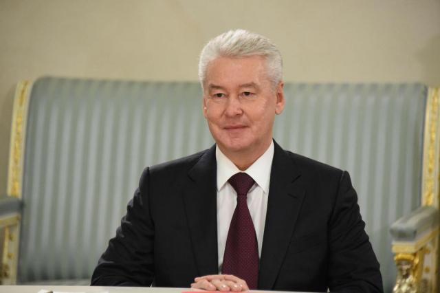 """Собянин назвал пять условий нормальной жизни в """"новой реальности"""""""