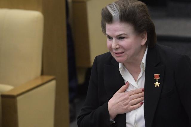 Собянин анонсировал выставку в честь полёта космонавта Терешковой