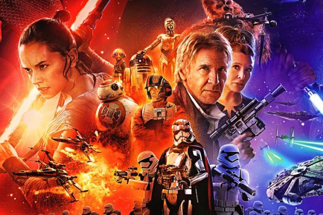В трейлере новых «Звездных войн» показали Дарта Вейдера