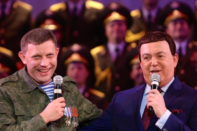 Пианистка из США сыграла на концерте памяти Захарченко и Кобзона