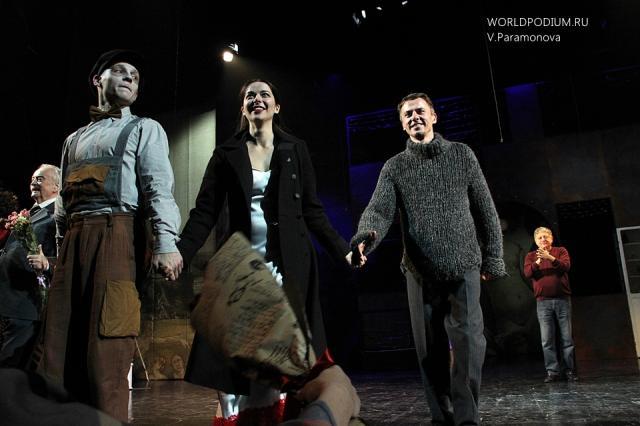 «Триумфальная арка» - 29 ноября в Театре Эстрады