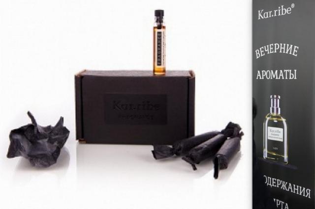 Коллекция парфюмерных композиций Kar.ribe