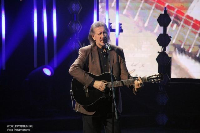 Олег Митяев представит новый альбом на сольном концерте в Вегас Сити Холле
