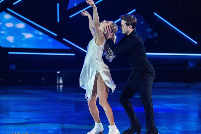 Синицына и Кацалапов выиграли Shanghai Trophy в танцах на льду