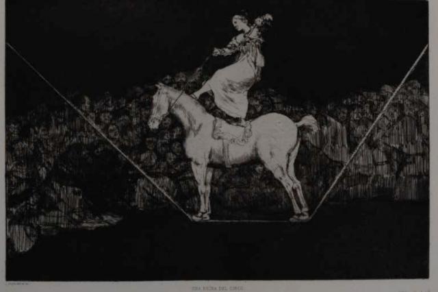 Франсиско Гойя: «Красным Монолит»