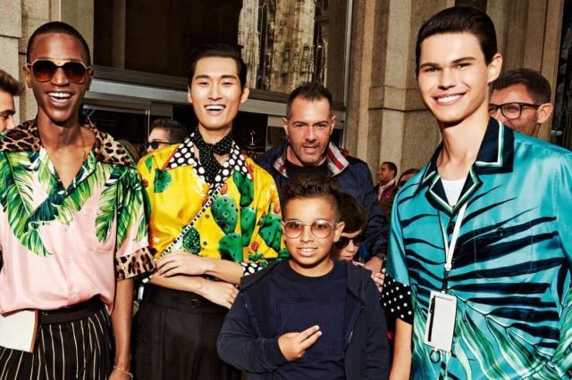 Яркие принты из новой коллекции Dolce & Gabbana сделают лето незабываемым