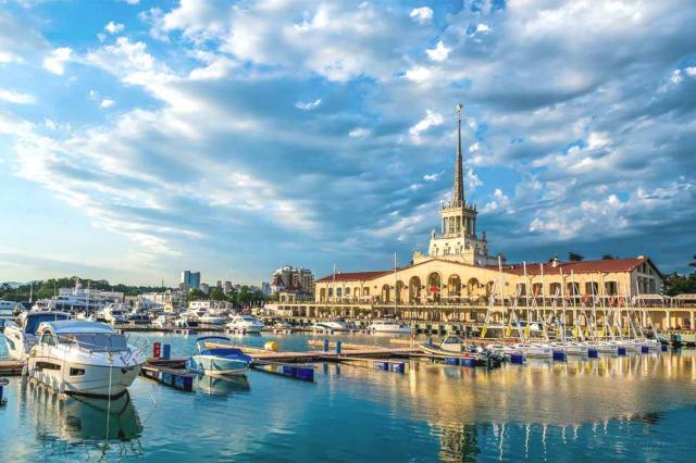 В Сочи построят новый концертный комплекс