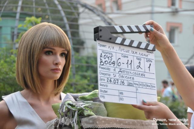 Паулина Андреева исполнит главную роль в новом фантастическом сериале «Первого канала»
