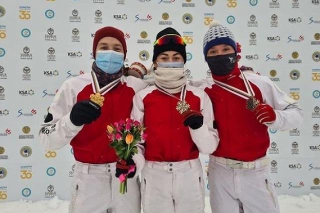 Российские фристайлисты впервые в истории завоевали золото в смешанных соревнованиях на чемпионате мира