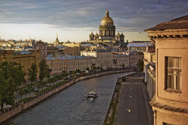 Вручение премии имени Анатолия Луначарского состоялось под конец Петербургского культурного форума