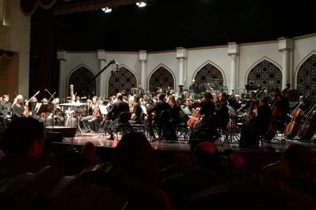 Филармонический оркестр Катара выступил на Петербургском культурном форуме