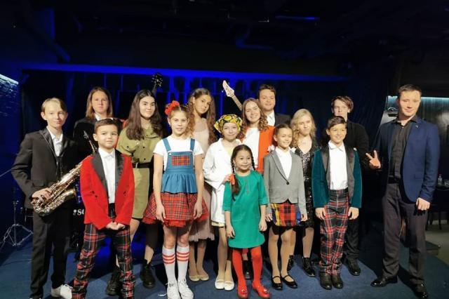 Сольный концерт «Домисольки» на сцене театра им. Е. Вахтангова  в рамках проекта МУЛЬТИJAZZ
