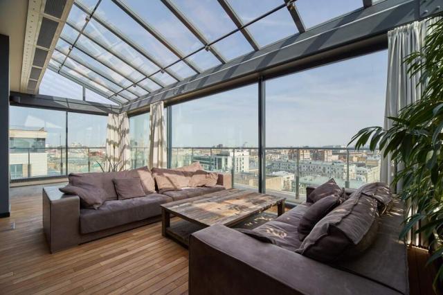 Как выглядит квартира почти за 400 млн рублей