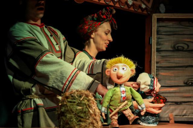 Театр кукол из Сочи выиграл грант на постановку спектакля для слепых людей