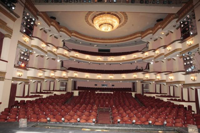 Театр имени Вахтангова едет на гастроли в Пекин и Афины