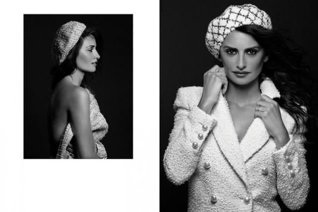 Пенелопа Крус в круизной коллекции Chanel